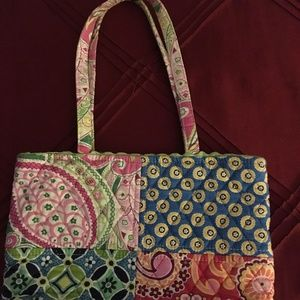 Vera Bradley Multi-Color Shoulder Bag